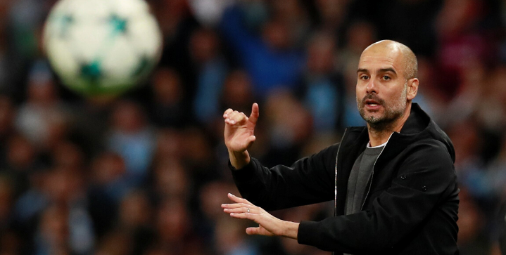 """Guardiola denies talk of leaving Manchester City: """"I want to be here 100 percent."""""""