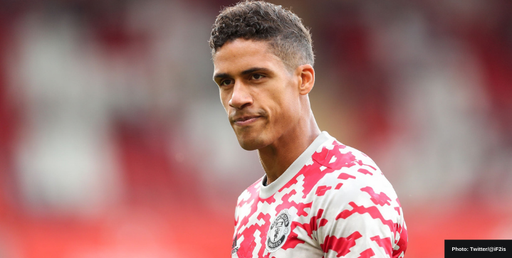 Raphael Varane out for 'few weeks' amid a tricky fixture list for Manchester United