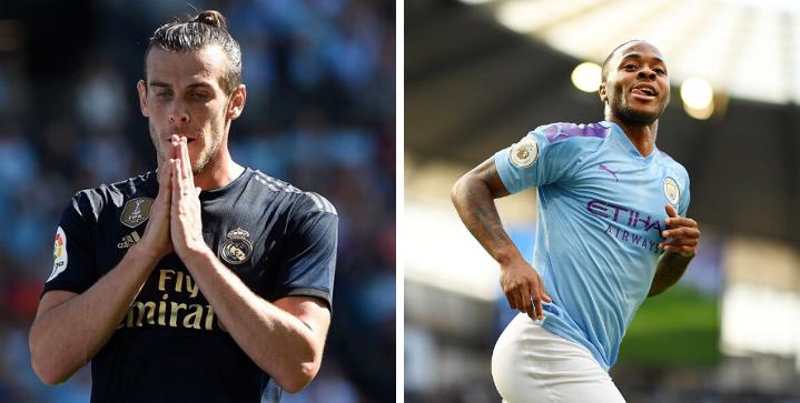 Real Madrid to offer £70m cash plus Gareth Bale for Raheem Sterling