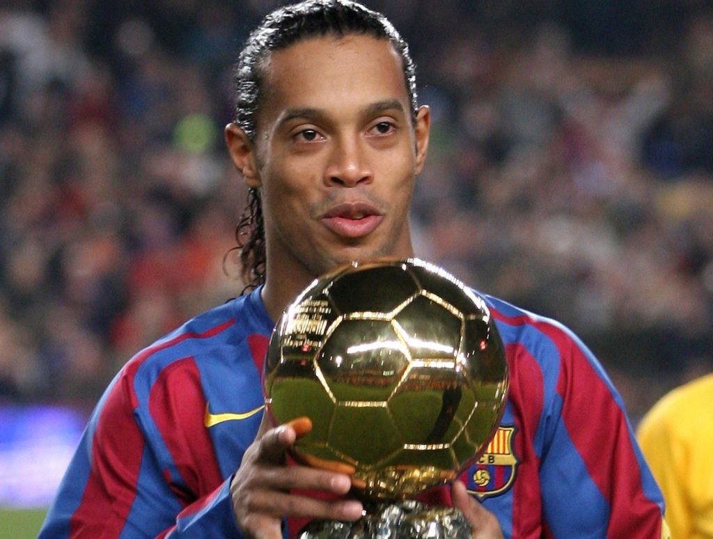 Ronaldinho The 10 Best La Liga Players of All-Time