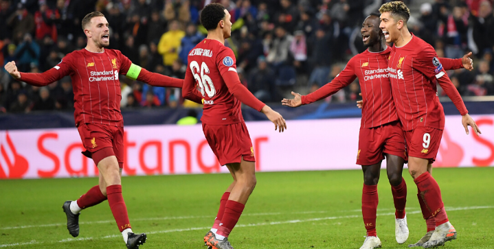 RB Salzburg 0-2 Liverpool: 5 things we learned as Liverpool advance to Champions League last 16