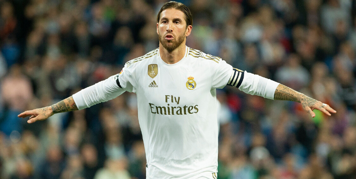 Sergio Ramos joins Lionel Messi and Raul in this exclusive La Liga record