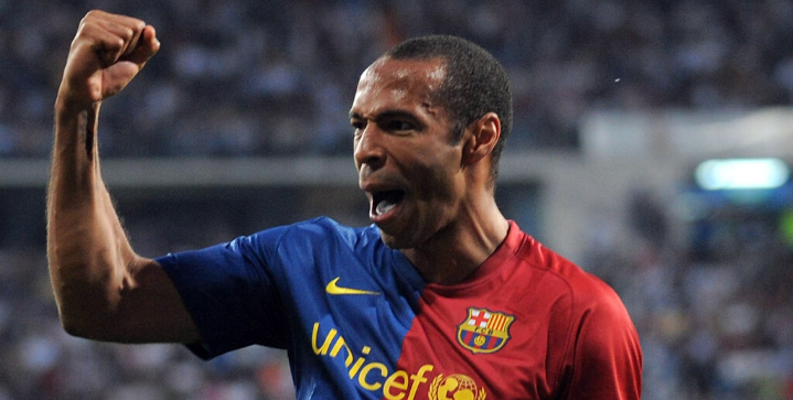 Thierry Henry in line to replace Valverde at Barcelona