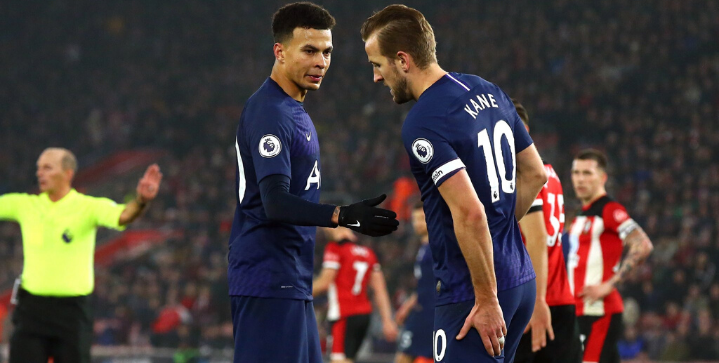 Tottenham's Harry Kane ruled out with injury until March