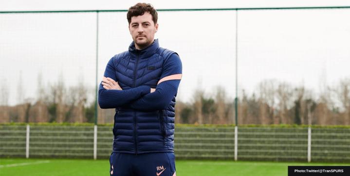 Tottenham appoint Ryan Mason as caretaker manager