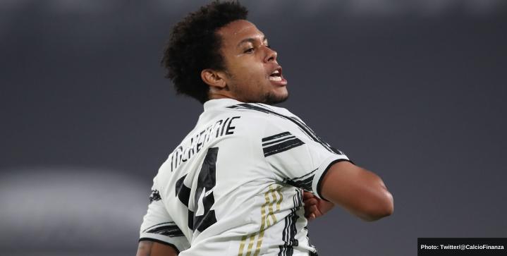 Weston McKennie signs Juventus permanent deal