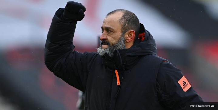 Wolves boss Nuno Espirito Santo to take over at Tottenham