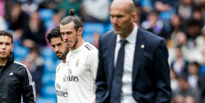 Zidane calls for Gareth Bale's immediate exit