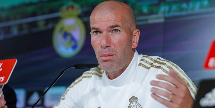 Zidane opens up about Mourinho replacement rumors