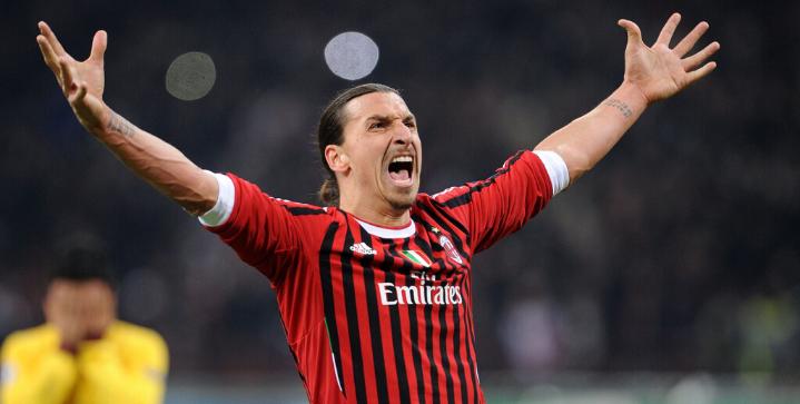 Zlatan Ibrahimovic agrees to re-join AC Milan