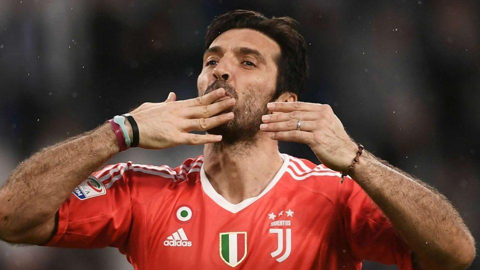 Gianluigi Buffon back to Juventus