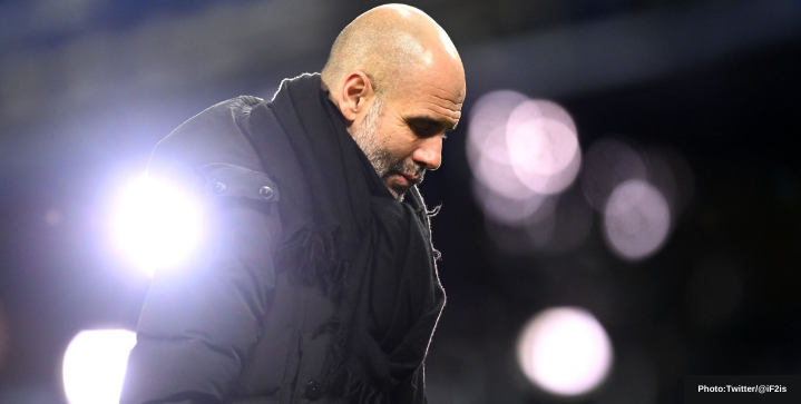 # Guardiola rules Man City out of race for €150M-rated Erling Haaland
