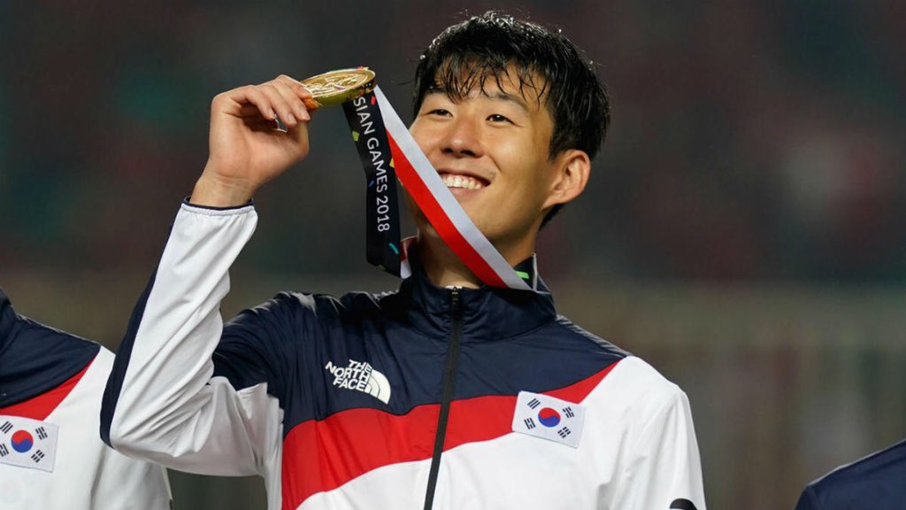 Son Heung-Min prepares for compulsory four-week national service during Premier League lockdown