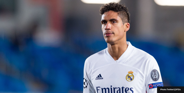 Raphael Varane to man united