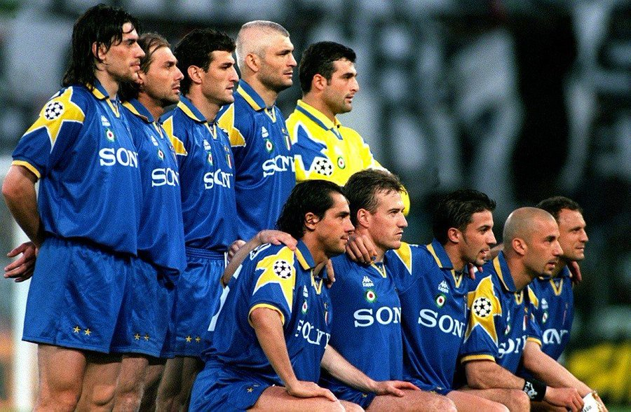 11 Best Club Kits from the 1990s