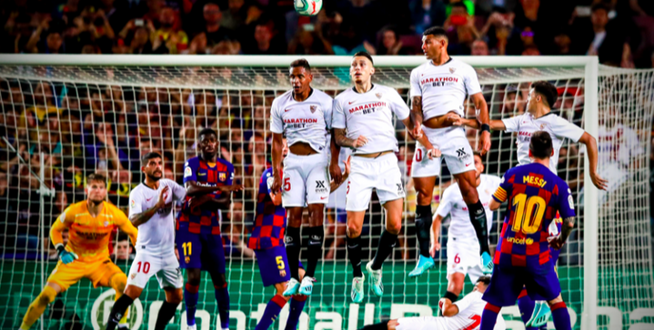 Messi Breaks Another Record In Barca Victory Over Sevilla Soccergator