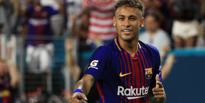 neymar barcelona best goal