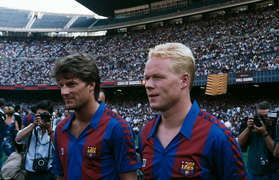 11 Best Players to Suit up for both Barcelona & Ajax