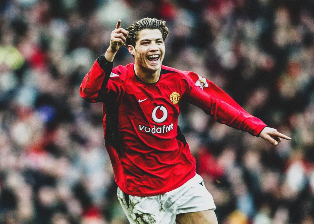 Cristiano Ronaldo S Best Haircuts Soccergator