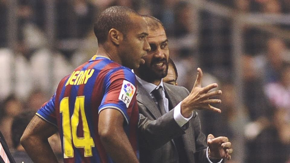 Best players under Guardiola