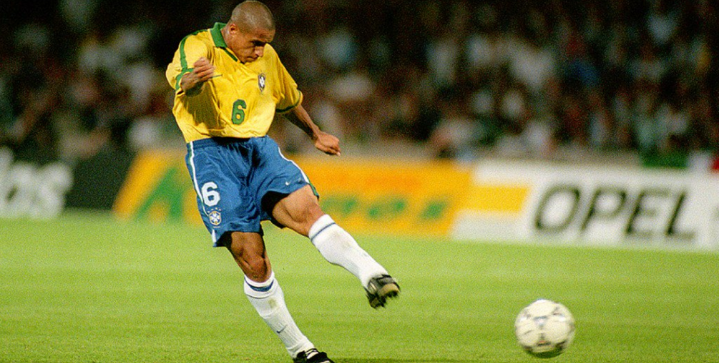 roberto carlos best freekicks