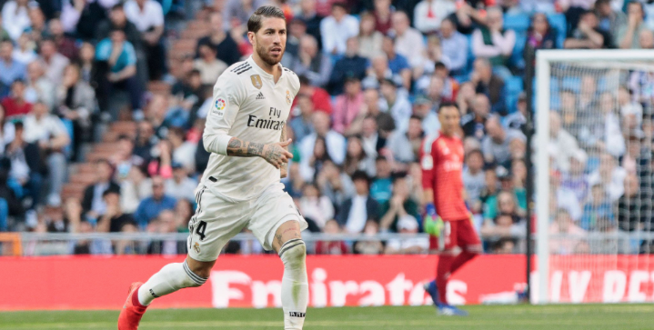 sergio ramos commit to real madrid