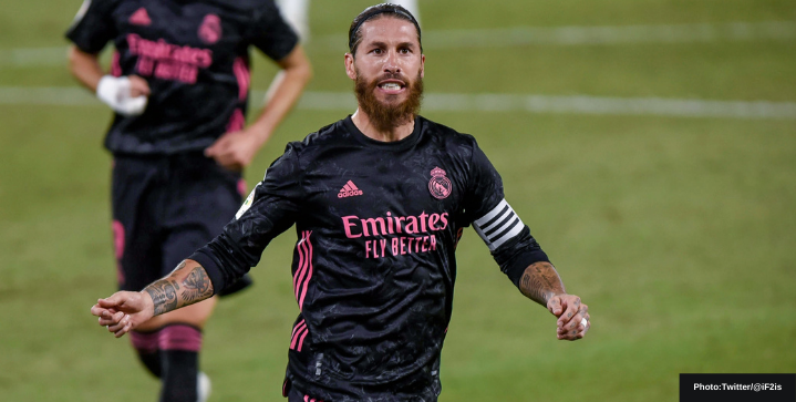 Sergio Ramos injured