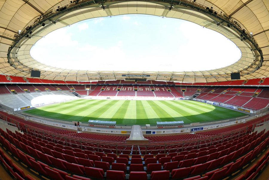 11 Best Stadiums in Germany