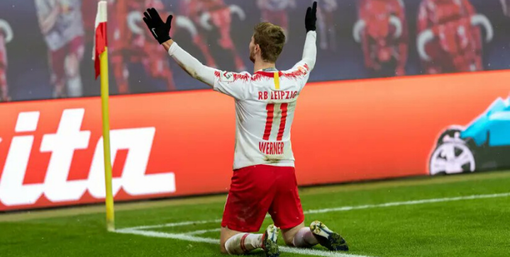 Chelsea agree to sign Timo Werner in a deal worth €60M