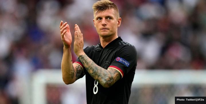 toni kroos retire Germany