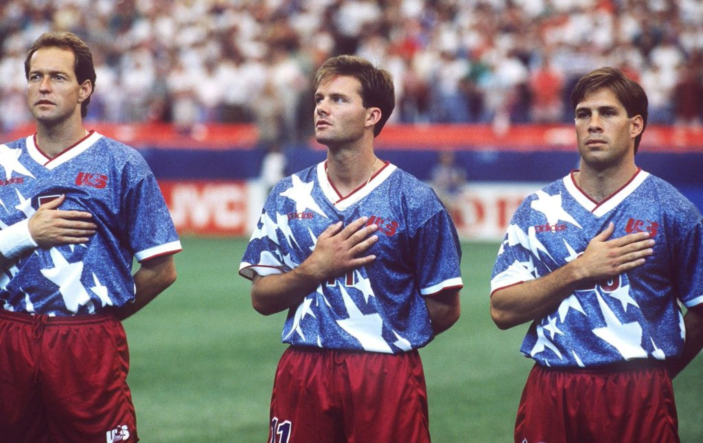 11 Best World Cup Kits from the 1990s